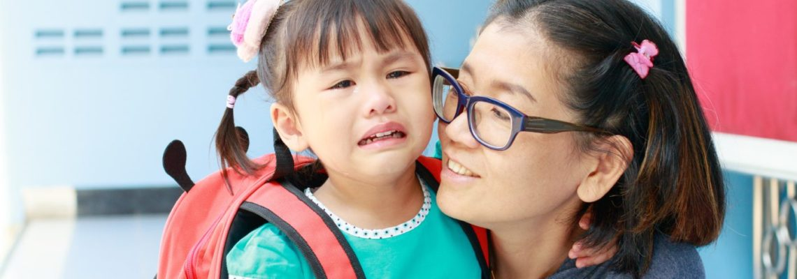 Helping Your Child Through Separation Anxiety
