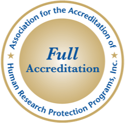 Association for the Accreditation of Human Research Protection Programs (AAHRPP)