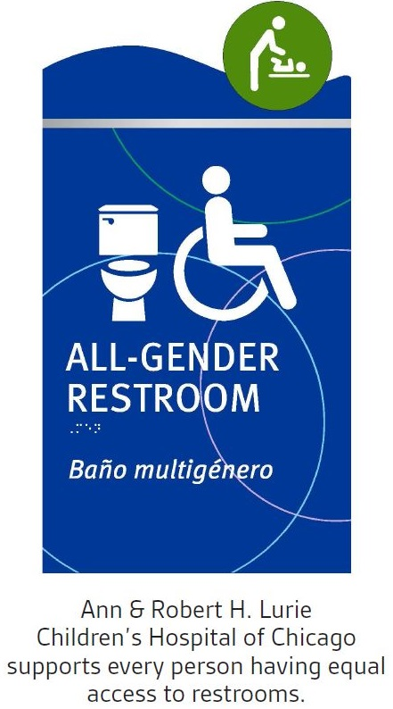 All-gender bathroom