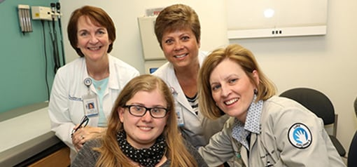 Spina Bifida Multi-Disciplinary Clinic Driving Clinical Excellence